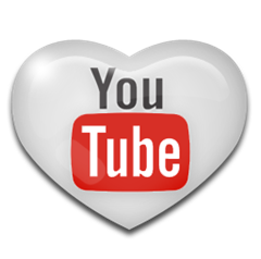 Amor e Paz Sem Fronteiras no Youtube