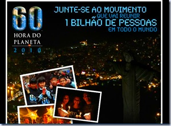 Hora do Planeta 2010 - Earth Hour