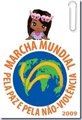 Amor e Paz Sem Fronteiras apoia Marcha Mundial pela Paz
