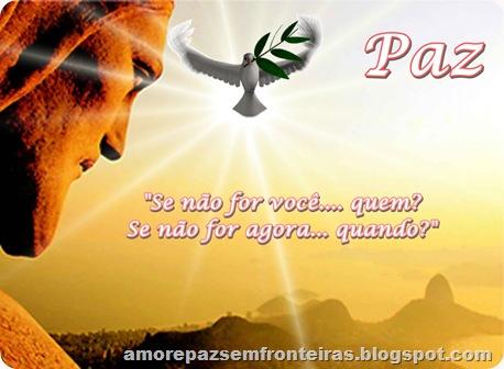 Meditação pela Paz no Rio de Janeiro