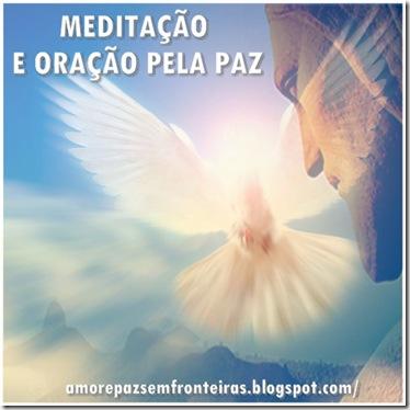 Vamos orar pela Paz