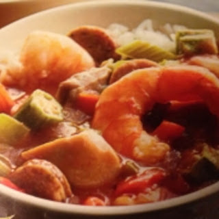 Cajun Surf'n'Turf Stew