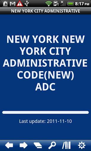 New York City Administrative C