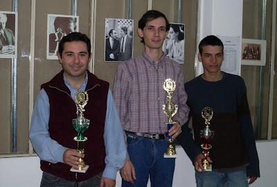 Marcelo Larizzate, Christian Sánchez, José Paganini