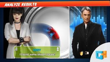 Screenshot of NCIS: The TV Game