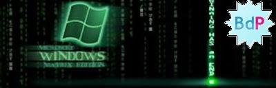 Matrix rodando no Windows