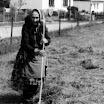 Helena Vanátová - v roku 2001 najstaršia obyvateľka obce