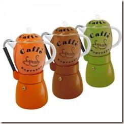 Cafeteira Italiana Conthey 49,90 tudoemoferta