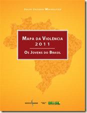mapa da violência - capa