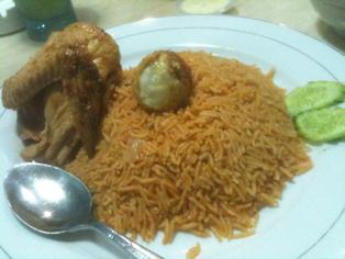 Kaabsa chicken