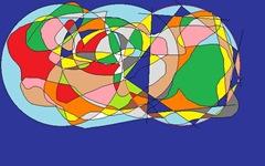 circulos em cores