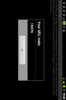 Screenshot of Get My MSL