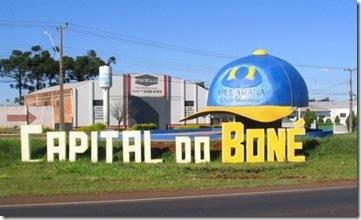 Apucarana Capital do Boné
