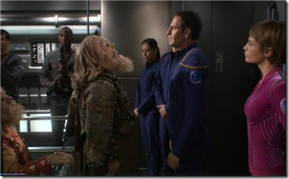 Capitão Archer e os Tellaritas - Enterprise