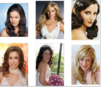 glamorous wedding hairstyles. Wedding Hairstyles 2009