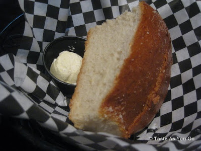 Bread and Butter at Parkside Grill in Knoxville, TN - Photo by Taste As You Go