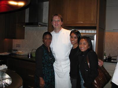 Foodbuzz Electrolux Event with Chef Brad Steelman