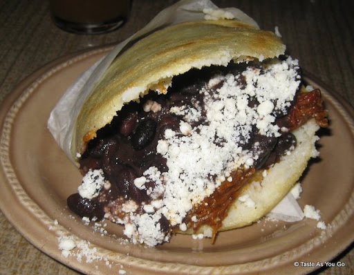 Pabellón at El Cocotero in New York, NY - Photo by Taste As You Go