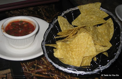 Chips and Salsa at La Cocina in New York, NY - Photo by Taste As You Go