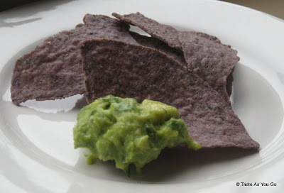 Tequila Lime Guacamole | Taste As You Go