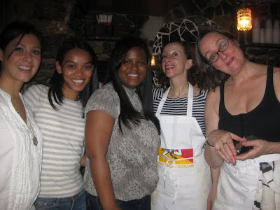 Chi Omega Alumnae Chapter of New York City - Culture Club - Recession Cooking with Erica De Mane - Photo by Taste As You Go