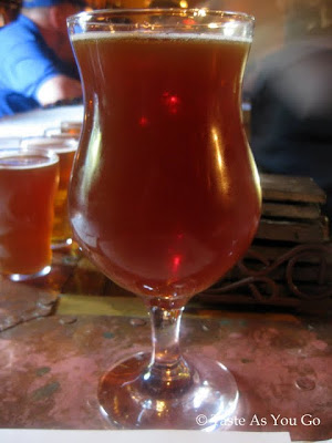 Beer at Tap and Table Gastropub in Emmaus, PA - Photo by Taste As You Go