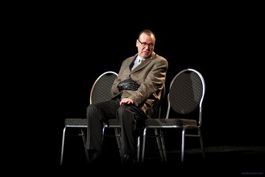 """Georg Schramm als """"Lothar Dombrowski"""""""