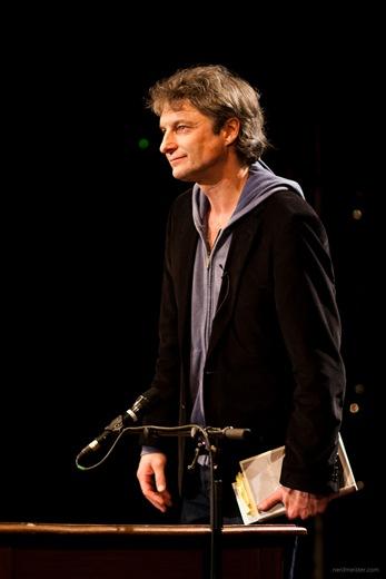 Alfred Dorfer im Weimarer Spiegelzelt, 2.6.2010