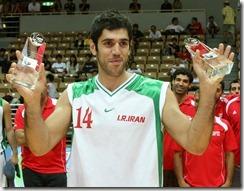 MVP伊朗巴赫拉米