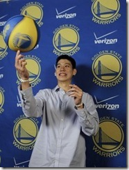 Warriors Lin Basketball