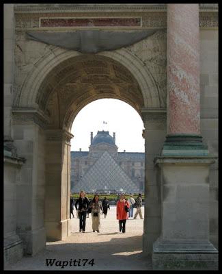 Une semaine printannière à Paris 7.Louvre
