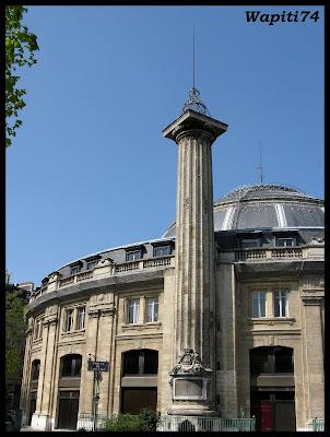 Une semaine printannière à Paris 32.Tour-Astronomie