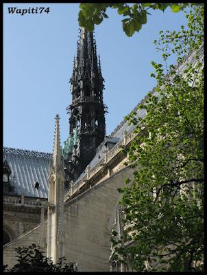 Une semaine printannière à Paris 41.Notre-Dame