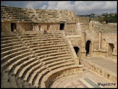 Jordanie : au pays des Nabatéens, des Grecs, des Croisés... et de Dame Nature ! 114%20Jerash