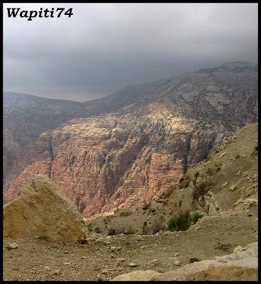 Jordanie : au pays des Nabatéens, des Grecs, des Croisés... et de Dame Nature ! 163%20Dana