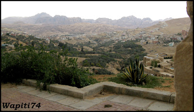 Jordanie : au pays des Nabatéens, des Grecs, des Croisés... et de Dame Nature ! 172%20Wadi%20Mussa