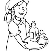CYCLE OIL COLORING PAGES