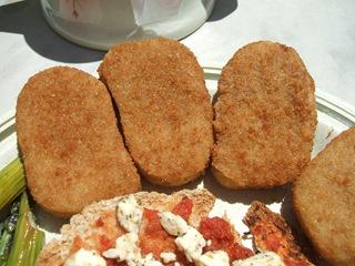 faux nuggets