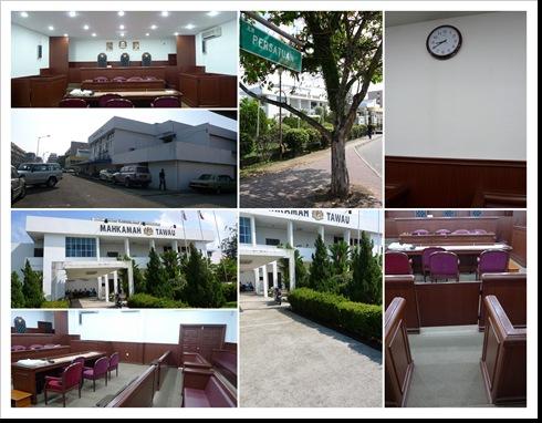 Tawau Court