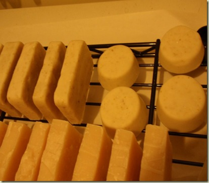 soaps curing