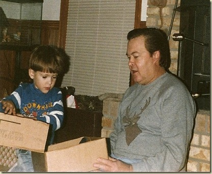 Jason and Uncle Robert