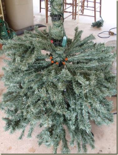 TMas tree