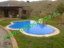 Lona de piscina en Almeria