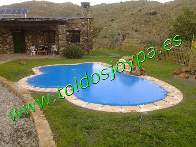 Cobertor de piscinas en Almeria