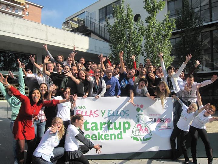 Startup Weekend Barcelona 2010