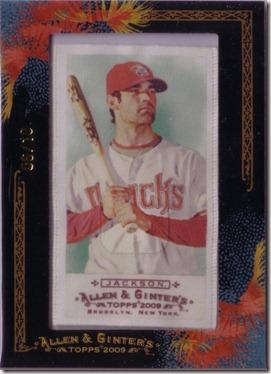 2009 Jackson AG Silk