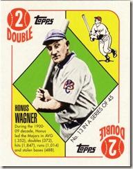 2010 Topps WalMart Blue Wagner