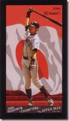 2009 UD Goodwin Gypsy Ichiro