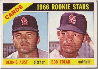 1966 Rookies