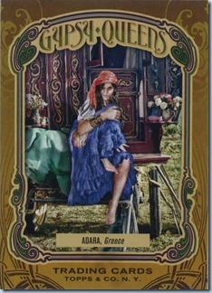 2011 Gypsy Queen Adara
